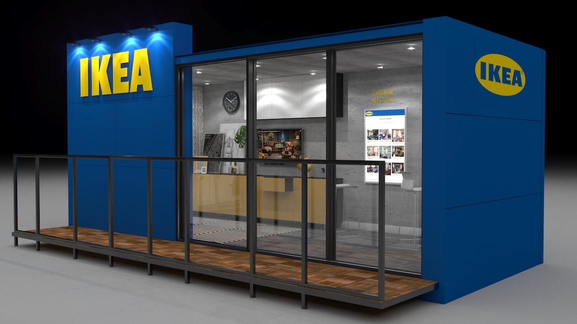 IKEA Micro Store